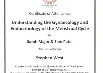 Gynaecology & Endocrinology Seminar 001