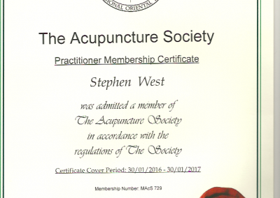 Acupuncture-Society-Membership