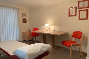Judy's treatment room